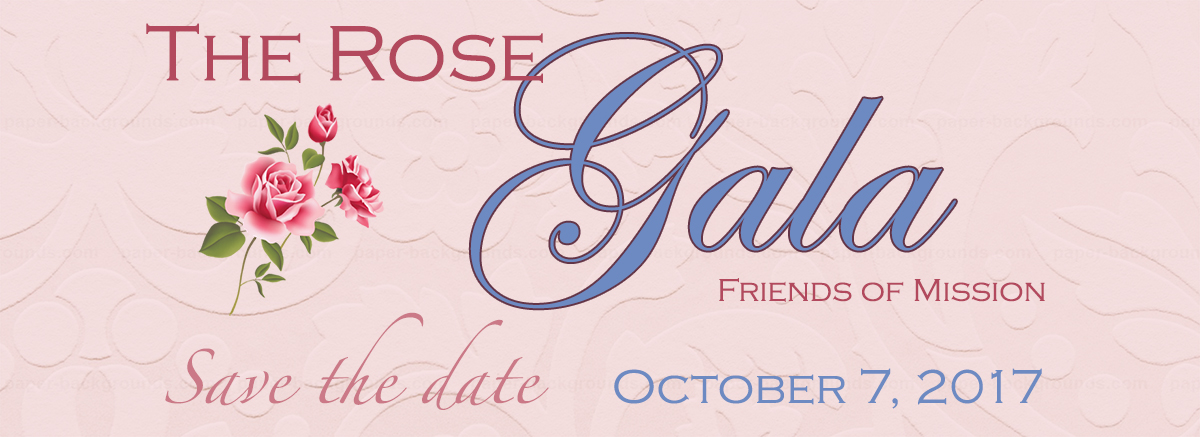 Rose Gala Save the Date